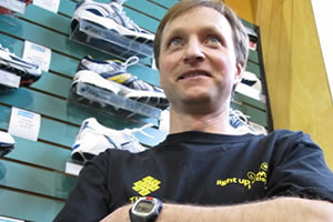 Gord's Running Store - picture of Gord